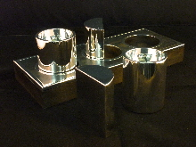silverware designed and made by master silversmith H. Brueggmann
