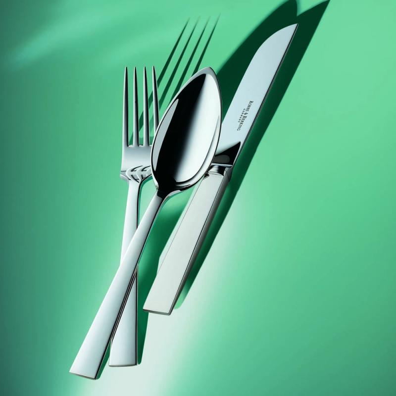Riva sterling silver 925 30 piece dinner set
