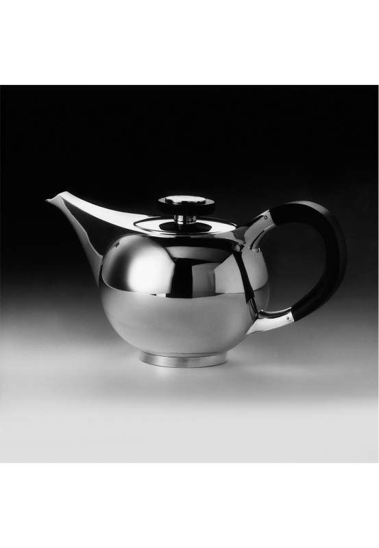 Neue Form sterling silver 925 coffee pot 1,5 l