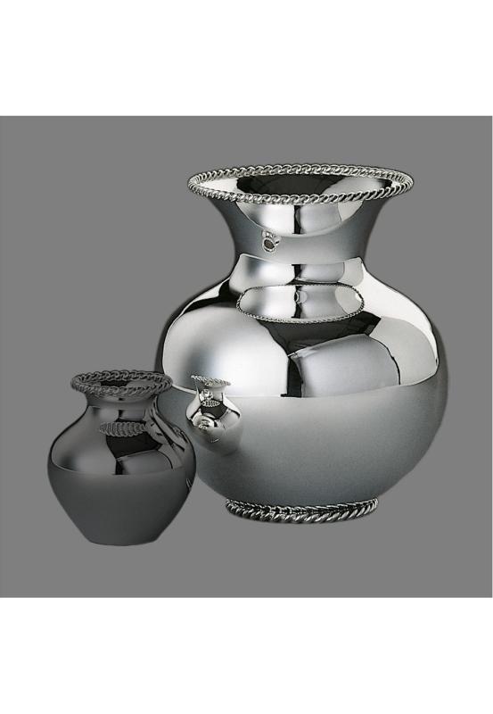 Kordelrand 925 große Vase