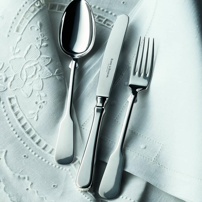 Spaten 925  10-teiliges Menübesteck  - Robbe und Berking Dinner for Two