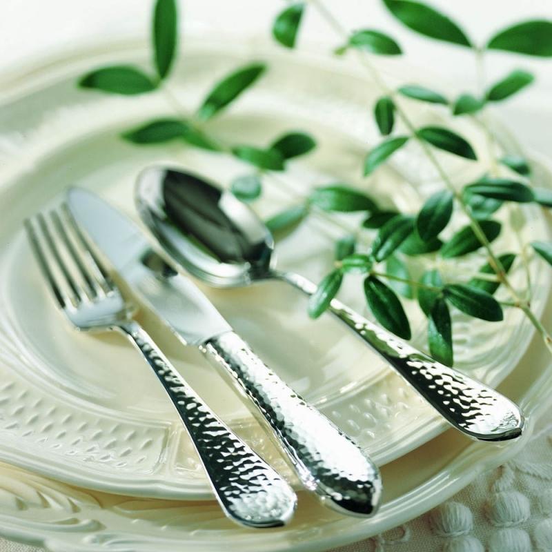 Martele 925  10-teiliges Menübesteck  - Robbe und Berking Dinner for Two
