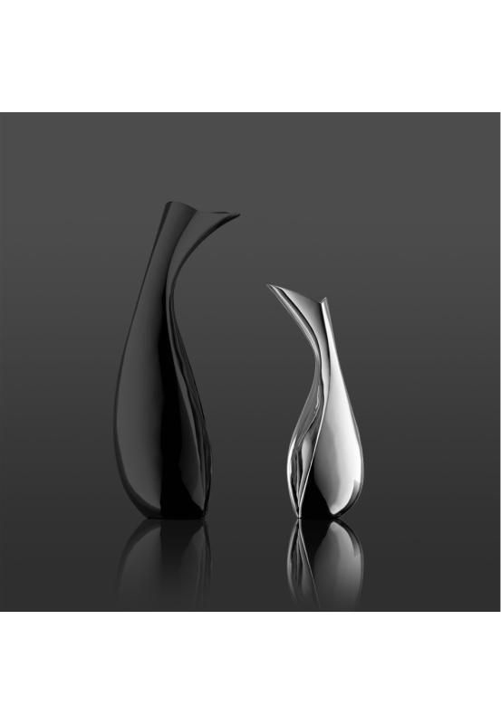 Pinguin Kanne 0,5l - 925 Sterlingsilber