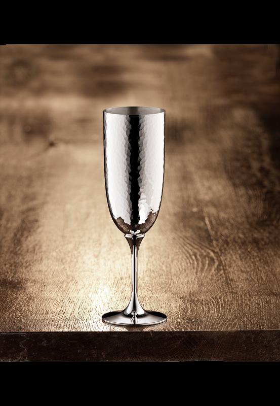 Martelé 90 Champagnerkelch