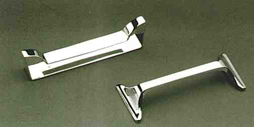 Knife rest sterling silver 925 neutral