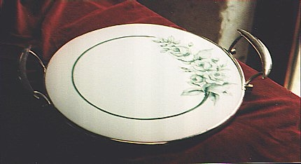 Tortenplatte 925 Sterlingsilber