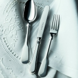 Spaten sterling silver 925 2 x 5 piece place-setting, North American compilation  Robbe and Berking dinner for two
