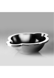 Alta silver plated 90g large bowl