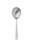 Atlantic matt stainless steel 18/8 compote / salad spoon large