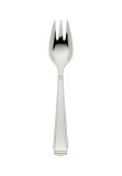 Art Deco silver plated 150g vegetable fork