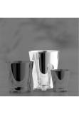 Sphinx water tumbler, sterling silver 925