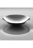 Hermitage bowl 90g silver plated