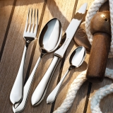 Eclipse silver plated 150g 9-piece serving set