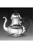 Alt Augsburg sterling silver 925 coffee pot 1,5 l