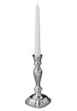 Alt Augsburg sterling silver 925 candelabrum, 1 branch 19 cm