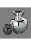Kordelrand sterling silver 925 vase