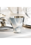 wodka cup, silver plated