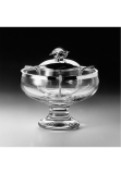 caviar bowl sterling silver 925