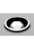 bowl, oval, Sterling silver 925