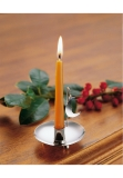 Table candlestick sterling silver 925 moon