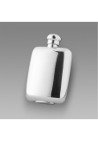 hip flask, sterlingsilver