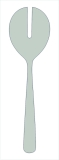 Ostfriesen stainless steel 18/8 salad fork, large