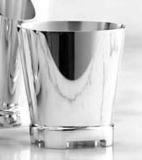 Sphinx wodka cup, silverplated