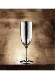 Martele champagne flute, silver plated