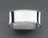Koenigskordel  silver plated 150g table napkin ring