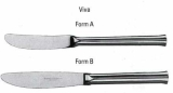 Viva sterling silver 925 dinner knife B